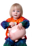 Saving for the future Stock Image