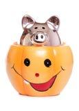 Saving for halloween Royalty Free Stock Image