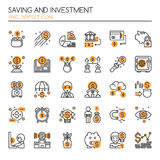Saving and Investment Royalty Free Stock Images