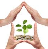 Saving money concept Royalty Free Stock Image