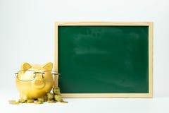 Saving money concept Stock Photography