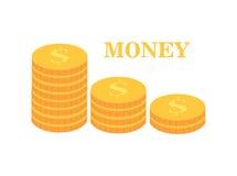 Saving money design Royalty Free Stock Photo