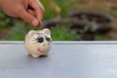 .Saving money stock images