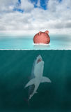 Saving Money, Savings, Retirement, Finances Stock Photo