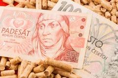 Saving Pellet Royalty Free Stock Image