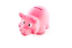 Saving Pig - 3 Royalty Free Stock Photo