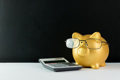Saving for retirement concept Stock Photo