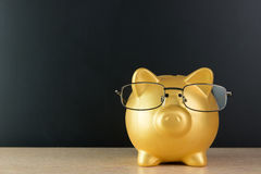 Saving for retirement concept Stock Image