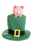 Saving for st patricks day Stock Images