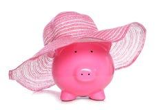 Saving for summer Royalty Free Stock Image