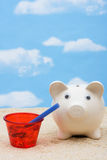 Saving for Vacation Stock Photos