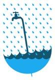 Saving Water Stock Images