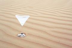 Saving water in the desert Stock Photos