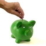 Saving your money Stock Photos