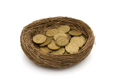 Saving for your retirement Stock Images