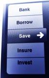 Savings Stock Photography