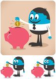 Savings Stock Image