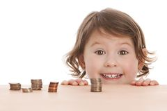 Savings Royalty Free Stock Images