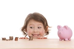 Savings Royalty Free Stock Image