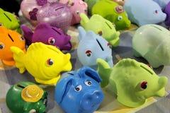 Savings bank Stock Photography