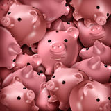 Savings Choice Stock Image