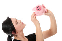 Savings concept Stock Photos
