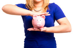 Savings concept Stock Photography