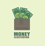 Savings design Royalty Free Stock Images