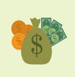 Savings design Stock Image