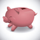 Savings graphic Royalty Free Stock Photo