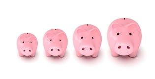 Savings growth Stock Photos