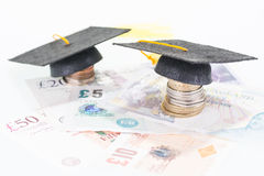 Savings for higher education Stock Photos