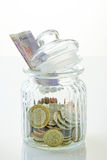 Savings Jar Stock Photos