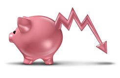 Savings Loss Stock Images
