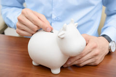 Savings money concept Royalty Free Stock Photography