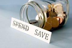 Savings Royalty Free Stock Photos