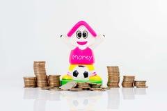 Savings money. Stock Photos