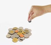 Savings money Royalty Free Stock Images