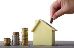 Saving and financial concept Stock Photos