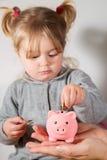Savings pojęcie Zdjęcia Royalty Free