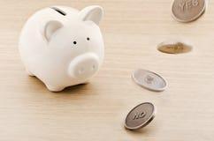 Savings prediction Royalty Free Stock Image