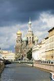 savior εκκλησιών αίματος Στοκ εικόνες με δικαίωμα ελεύθερης χρήσης