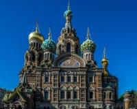 savior εκκλησιών αίματος που &al Στοκ Φωτογραφίες