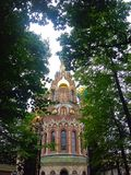 savior εκκλησιών αίματος που &al Στοκ Εικόνα