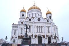 savior Χριστού καθεδρικών ναών Στοκ εικόνα με δικαίωμα ελεύθερης χρήσης