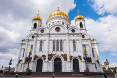 savior Χριστού καθεδρικών ναών στοκ εικόνες