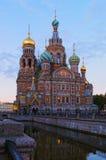 Savior on Blood Church. Church of the Savior on Blood in Saint Petersburg, Russia Royalty Free Stock Photography