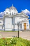 Savior Cathedral  Nizhny Novgorod Russia Stock Images