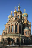 Savior on Spilled Blood. Saint Petersburg, Russia Stock Image
