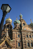 Savior on Spilled Blood. Saint Petersburg, Russia Stock Photography